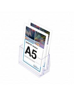 Expositor de Folletos / A5  2 Compartimentos