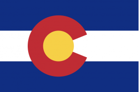 Bandera de Colorado
