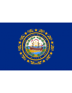 Bandera de New Hampshire