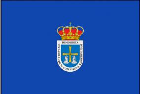 Banderas Oviedo