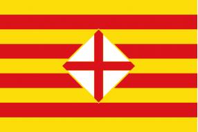 Banderas Barcelona