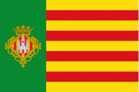 Banderas Castellón