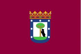 Banderas Madrid