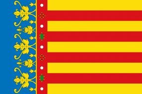 Banderas Valencia