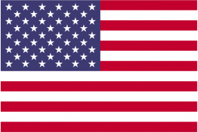Banderas Estados USA